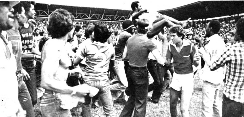 Limón subcampeón, 1981