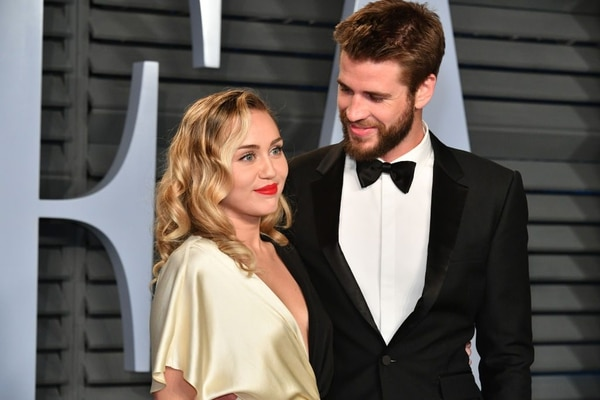 Miley Cyrus y Liam Hemsworth viven cortando y volviendo pero pareciera ser que esta vez es definitivo. Foto: Getty Images