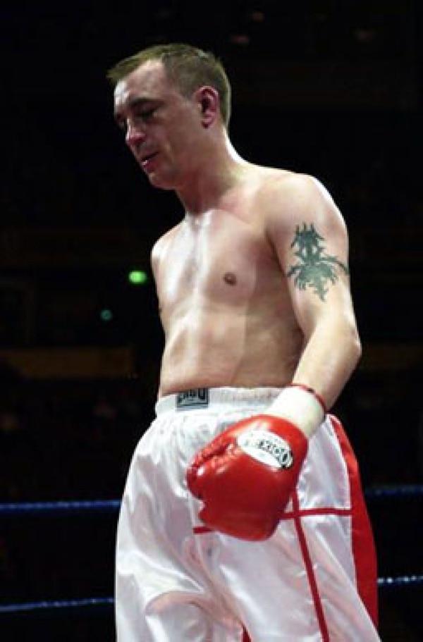 Buckley no le negaba el guante a nadie, aunque le daban sopa de muñeca cada vez que se subía al ring. Foto: El Confidencial