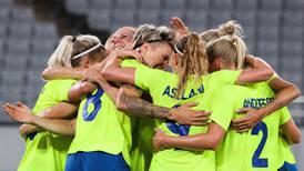 ¡Sorpresa! Suecia golea a Estados Unidos en debut olímpico del fútbol femenino