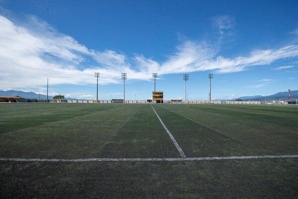 La directiva del equipo asumió la administración del Estadio Municipal San Isidro Labrador por 10 años. José Cordero.