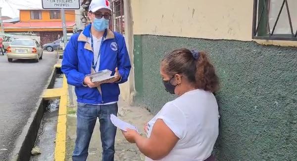 Esta es la tercera visita preventiva que organiza la Muni. Foto: Municipalidad de San José.