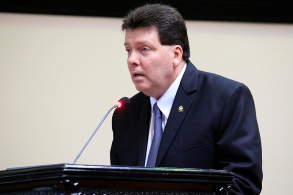 Muñoz negó las acusaciones. Foto: Rafael Pacheco.