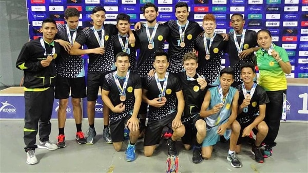 Guácimo logró una medalla de oro histórica en el voleibol de los Juegos Nacionales.