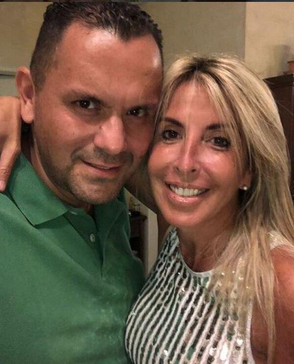 El presentador y su esposa Ana María se fueron a finales de 2014 a vivir a Argentina. Instagram