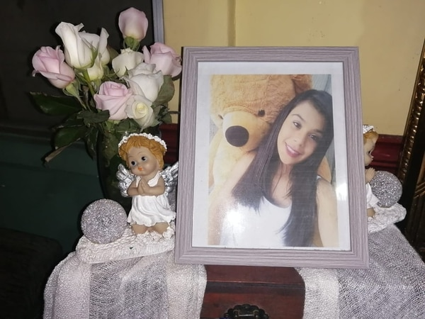 Este domingo será sepultada Allison Bonilla Foto: Keyna Calderón