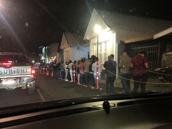 El cierre en definitiva de bares, casinos y discotecas se da por los desobedientes que no se quedaron en la casa el finde. Ricardo Silesky.