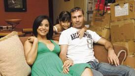 """José Francisco """"Cocha"""" Alfaro y su esposa dieron una lección en el programa """"VIS10N"""""""