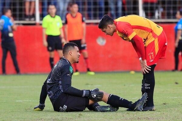 Carevic dijo que Alvarado perdió mucho tiempo. Foto: Rafael Pacheco