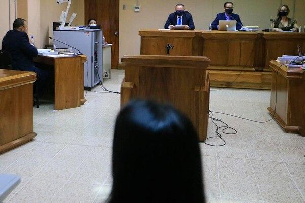 La sentencia fue dictada en los Tribunales de Heredia contra un profesor de apellido Moreira. Foto: Rafael Pacheco