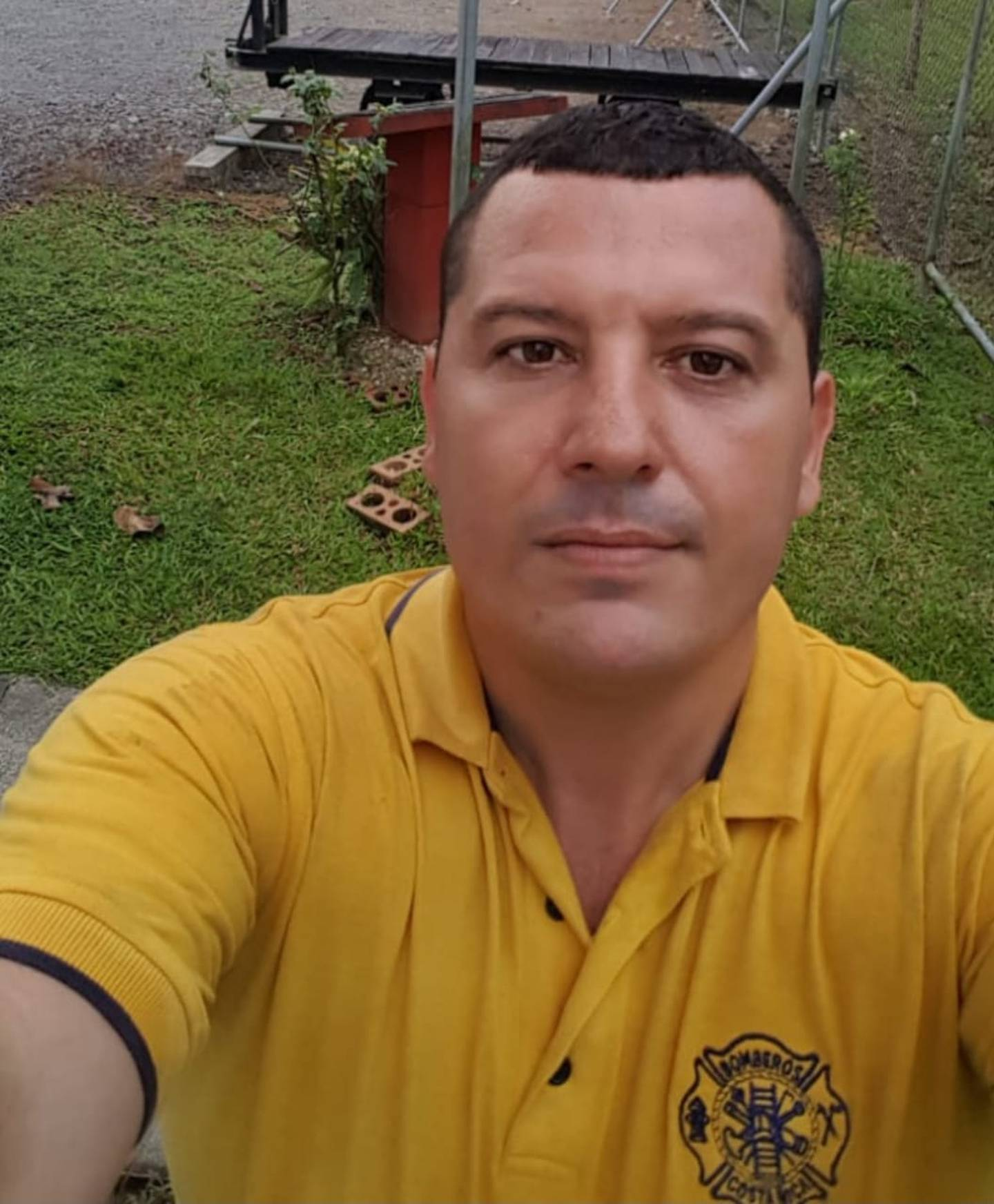 Jeremy Castro, Bombero