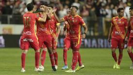 (VIDEO) Así celebró Herediano en la zona mixta del Saprissa el pase a la final