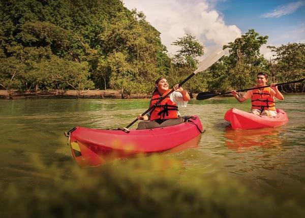 México es el tercer país que más turistas aporta a Costa Rica. Foto: Cortesía ICT.