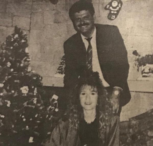 Ricardo Jiménez Van Patten de 35 años y su esposa Claudia Solís Arredondo de 28. Foto: Foto: Archivo LN