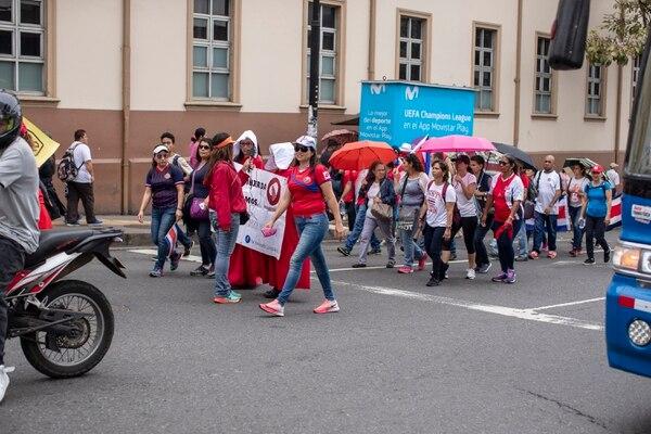 El viernes se conocerá si los sindicatos de salud se irán a huelga. Foto: José Cordero.
