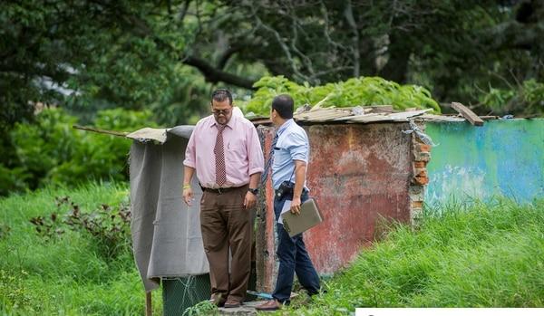Los investigadores hicieron un censo de indigentes en los barrios del Sur, en un solo búnker encontraron a más de 70 personas.