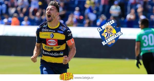 Según datos de Unafut, Paolo suma 33 goles en Primera División. La Teja