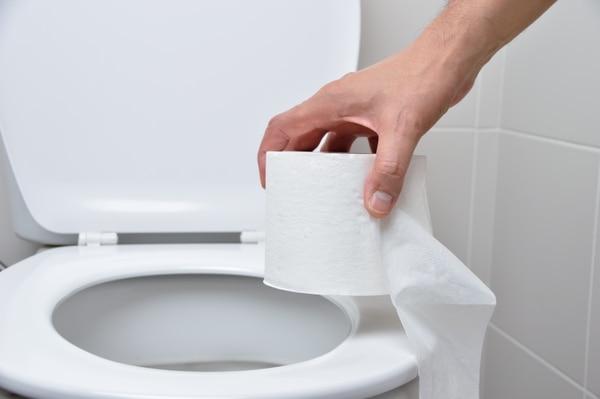 ¿Cómo desecho correctamente el papel higiénico usado? Foto: Shutterstock