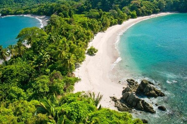 Manuel Antonio es el parque nacional más visitado del país. Foto: ICT