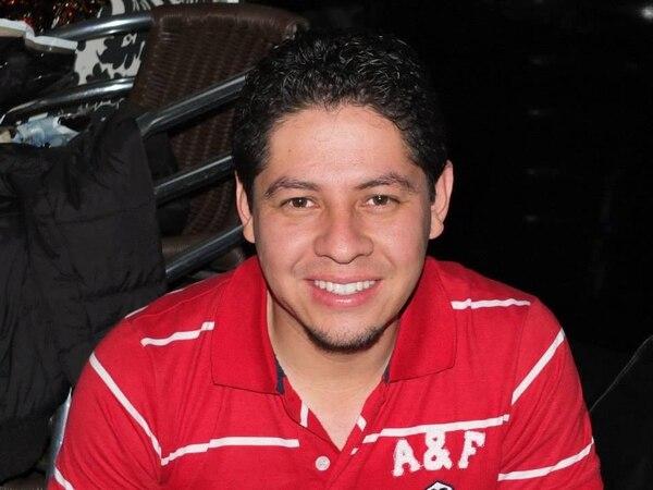 Milton César Soto Giraldo, aficionado del América de Cali. Foto: Cortesía.