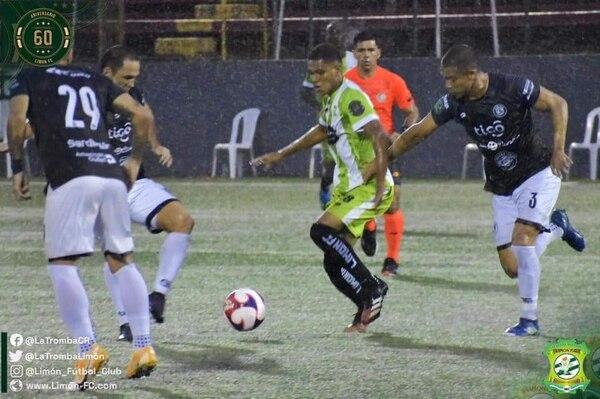 Limón y Sporting lucharán en dos partidos por mantenerse en la primera división. Cortesía Limón FC.