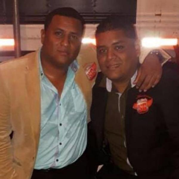 Alberto y Javier fundaron juntos la cimarrona Son de Guanacaste y después se propusieron formar la primera banda de música mexicana en Costa Rica. Cortesía