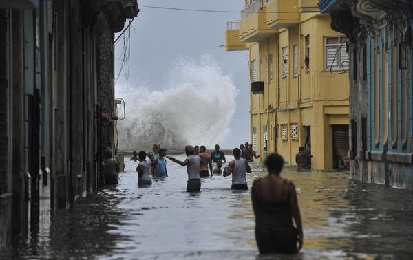 Huracán Irma: Algunas regiones quedaron
