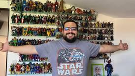 Gustavo Gamboa nos presenta su enorme colección de muñecos