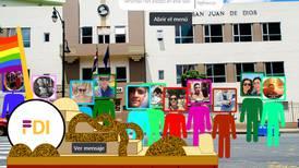 Marcha virtual del Orgullo Gay llenó internet de amor y alegría