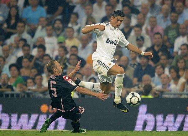 CR7 le dio cuatro Champions al Real Madrid y ni chance de despedirse le dieron cuando jaló a la Juventus.Archivo /Diario Olé