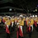 17/12/16. Paseo Colón, San José, Costa Rica. Festival de la Luz. Mariscal Andrey Amador. Banda Municipal de Acosta. Fotografía: Alejandro Gamboa Madrigal.