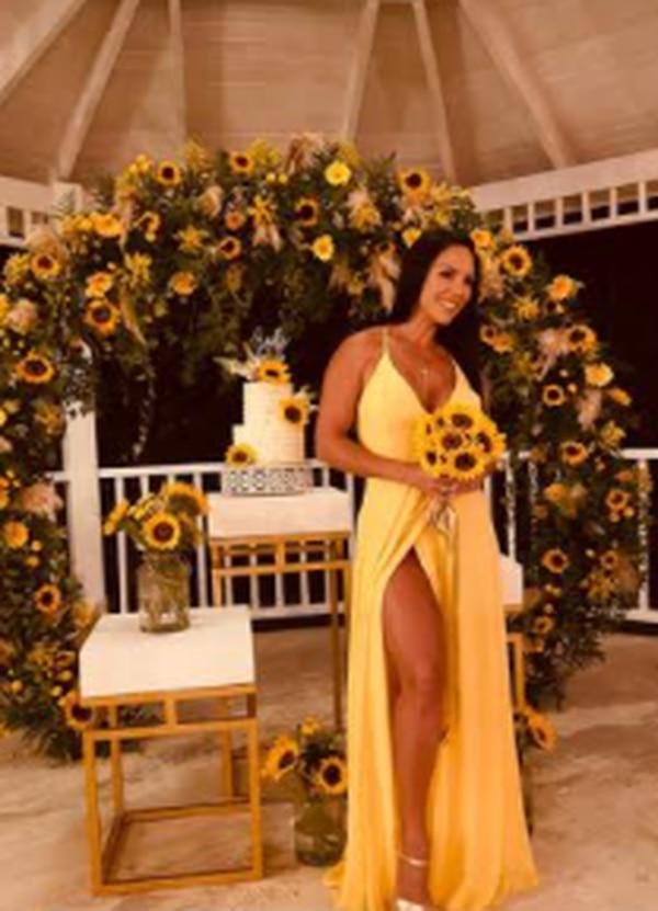 Marcela Negrini se convertirá en toda una señora casada dentro de pocos días. Instagram