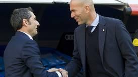 """Zinedine Zidane: """"Al final la gente quiere ver un buen partido de fútbol, nada más"""""""