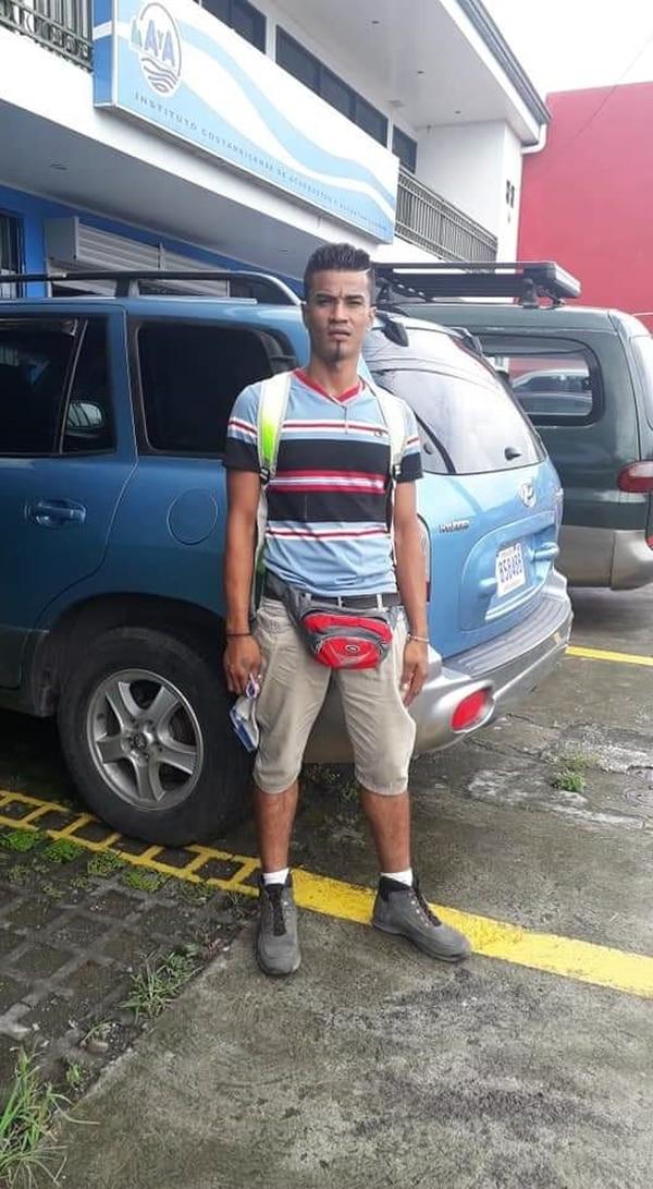 Julio César Loaiza Ortega, murió de 25 años, consecuencia de las puñaladas que recibió. Foto: Cortesía de la familia para La Teja