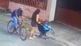 Jueces condenan a 'Siquirres' a 4 años por tocar a una mamá frente a sus hijos
