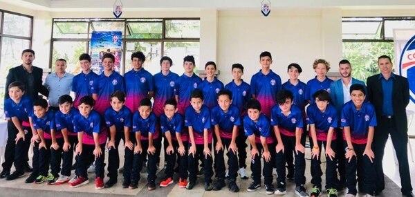 Costa Rica Soccer Team
