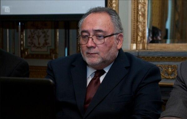 Don Raúl Arias Sánchez es historiador e investigador costarricense. Foto tomada de la red social Flickr.
