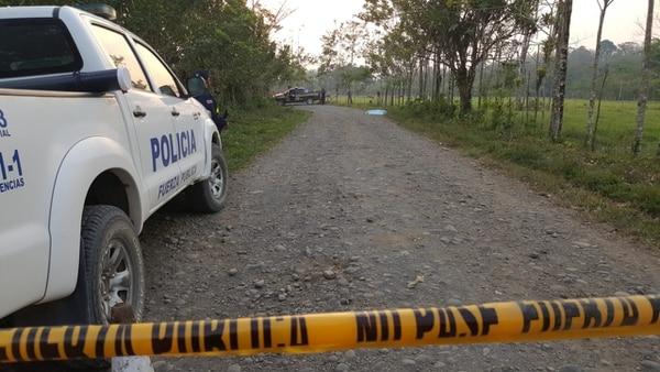 El cuerpo de la mamá de tres niños apareció a un kilómetro de la casa en donde vivía. Foto: Archivo