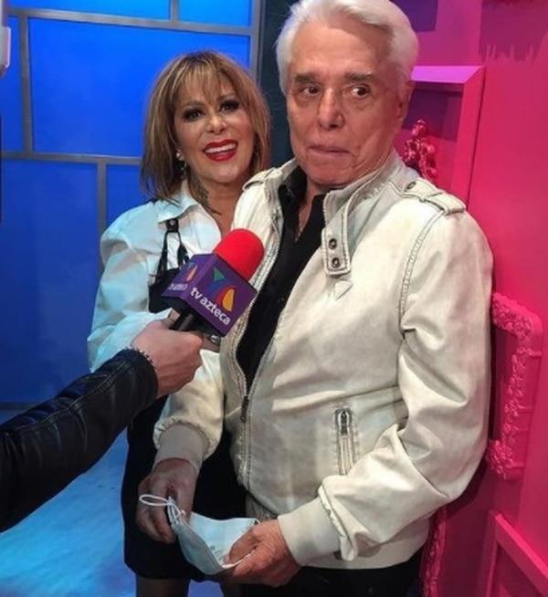 Enrique Guzmán, padre de la cantante Alejandra Guzmán, negó las acusaciones de su nieta. Instagram