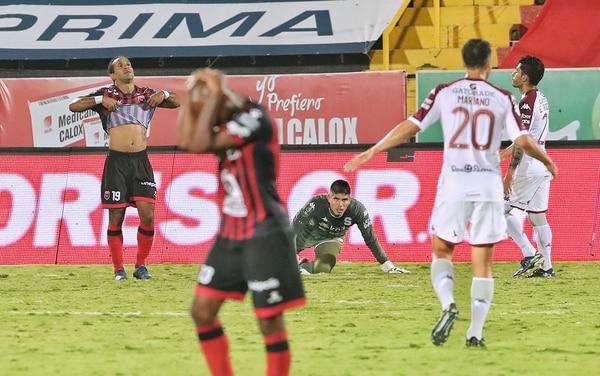 El ánimo de los manudos quedó muy golpeado después de la derrota del miércoles. Fotografía: John Durán