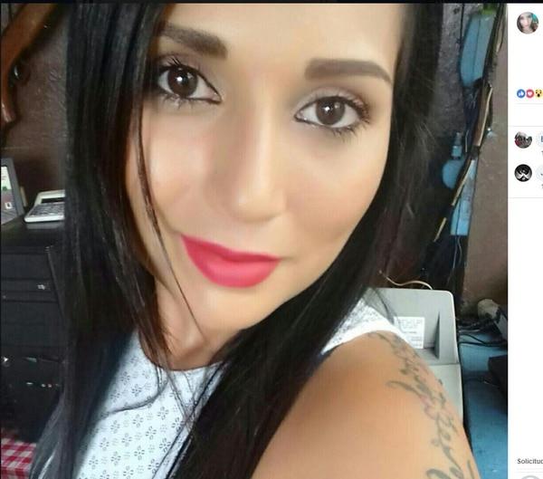 Ébony Morales tenía 29 años y no tenía antecedentes judiciales. Foto: Tomada del Facebook.