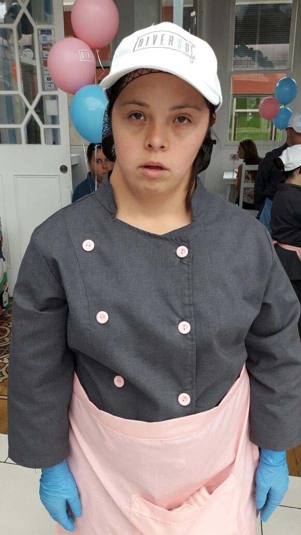 Marcela Rivera Jiménez. Foto: Keyna Calderón