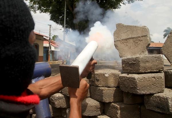 180 personas han muerto en las manifestaciones. AP