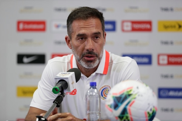 Gustavo Matosas, técnico de la Tricolor, tiene mucho que corregir con el grupo para no pasar apuros. José Cordero