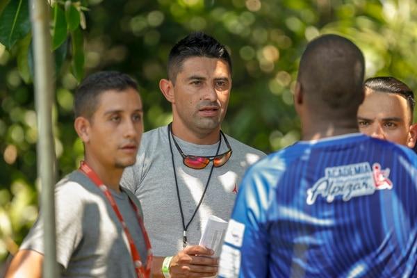 El último equipo de Hernández fue Puntarenas en la Segunda División. José Cordero.