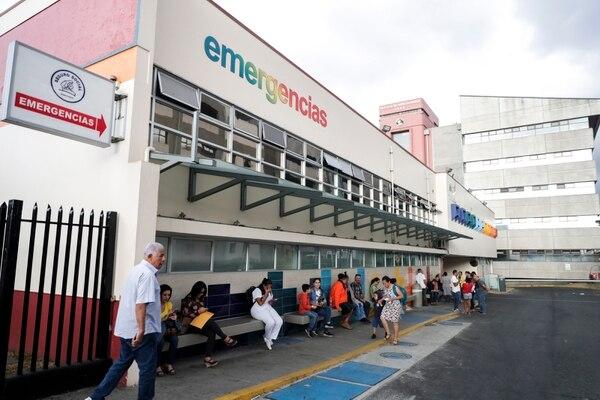 El hospital de niños estuvo en el ojo de la tormenta por una pediatra contagiada por covid-19. Foto: Alejandro Gamboa