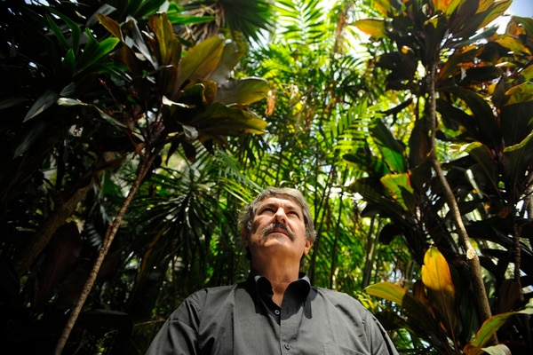 El geólogo Wilfredo Rojas será el gran ausente en esta búsqueda, él falleció en enero pasado. Foto: Eyleen Vargas.