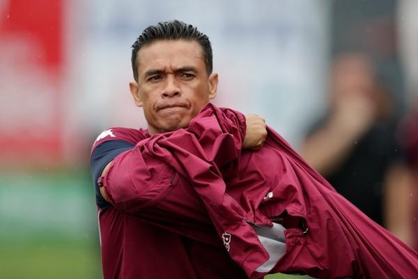 Paté sigue sin convencer como técnico morado. José Cordero