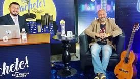 Luis Carlos Monge hará realidad un sueño de su amigo Oswaldo Alvarado