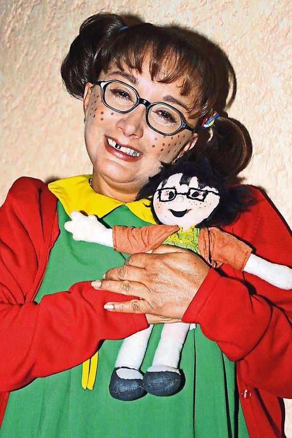 María Antonieta abandonó el programa